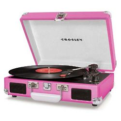 Pink Cruiser Turntable