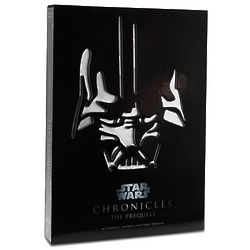 Star Wars Prequels Chronicles Book
