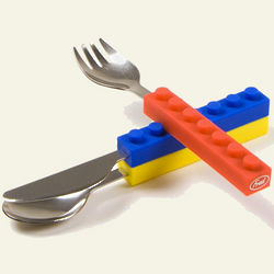 Stackable Silicone Utensil Set