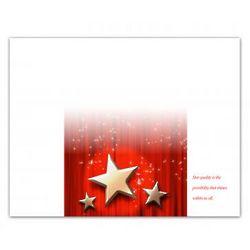 Achievement Star Certificates