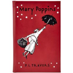 Mary Poppins Leather Bound Collector's Edition Book