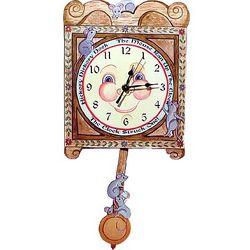Hickory Dickory Dock Clock