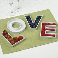 Love Letter Dishes