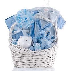 Newborn Baby Gift Basket