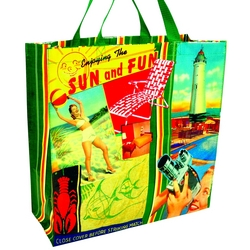 Get Real Beach Shopper Bag