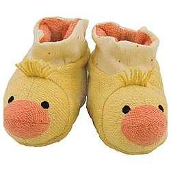 Golden Duck Organic Baby Slippers