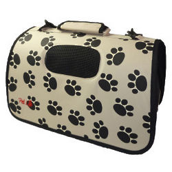 Airline Approved Zippered Cage Pet Carrier