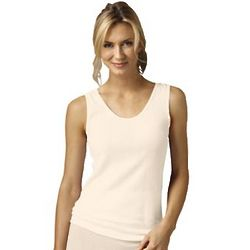 Cotton Rib Knit Camisole Set
