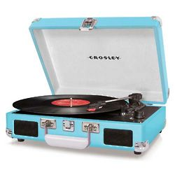 Turquoise Cruiser Turntable