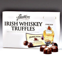 Irish Whiskey Truffles