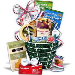 Father's Day 19th Hole Golfing Gift Basket