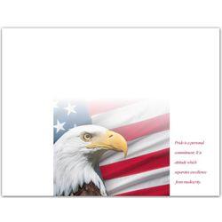 Pride Eagle Paper Certificates