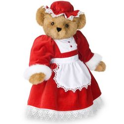 Mrs. Claus Teddy Bear