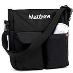 Baby Diaper Bag in Black