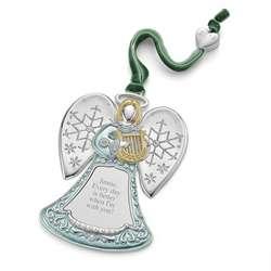 2014 Angel Christmas Ornament
