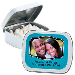 Custom Photo and Message Mint Tins