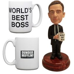The Office Best Boss Set