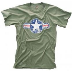 Vintage Army Air Corps T-Shirt