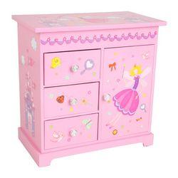 Princess Musical Jewelry Box