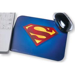 Superhero Logo Mousepad