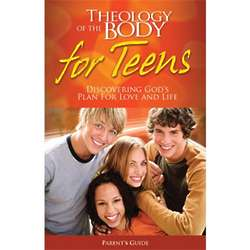 Parent's Guide to Theology of the Body for Teens Book