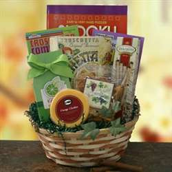 Big Hugs Get Well Gourmet Gift Basket