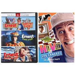 Ernest Movie Pack