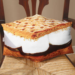 S'mores Writeable Pillow
