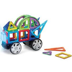 RC Lighted Magnetic Construction Set
