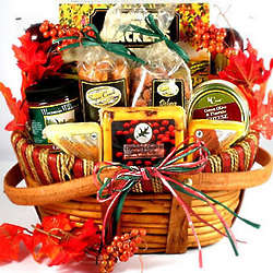 Gobble Till You Wobble Fall Gift Basket