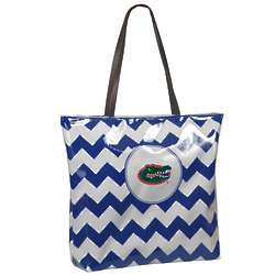 Florida Gators Chevron Shopper Tote