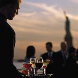 New York Dinner Cruise for Two