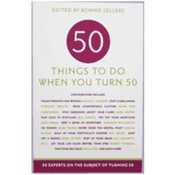50 Things To Do When You Turn Fifty Book