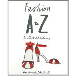 Fashion A to Z Book
