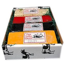 Wisconsin Cheese Classic Cow Gift Box