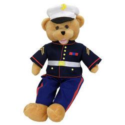 American Heroes Marine Bear