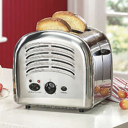 Elite Platinum 2 Slice Toaster
