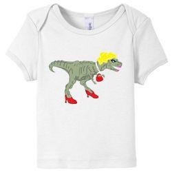 Trannysaurus Rex Baby T-Shirt