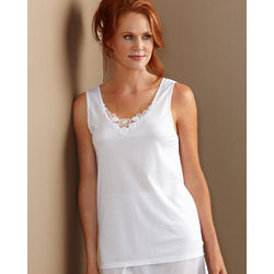 Medallion Lace Camisole
