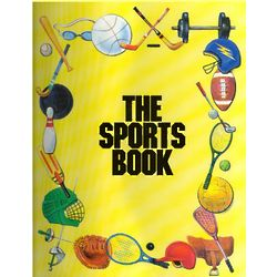 The Sports Personalized Book
