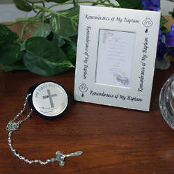 Personalized Baptism Gift Set