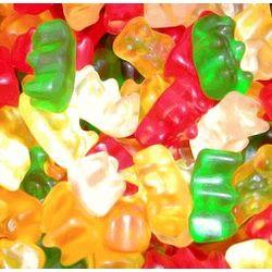 Gummi Gold Bears 5 Pounds