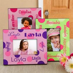 That's My Name Girl's Personalized Frame