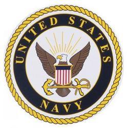 US Navy Car Magnet