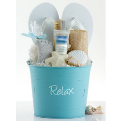 Beachcomber Spa Gift Basket
