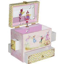 Just in Case Fairy Musical Treasure Box