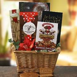 Sugar Buzz Gift Basket