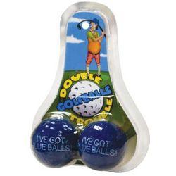 Blue Balls Golf Balls