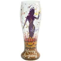Birthday Surprise Pilsner Glass