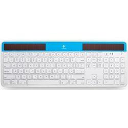 Solar Keyoard K750 for Mac in Blue